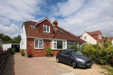 3 bedroom semi-detached bungalow for sale - The Crossway, Portchester  PO16