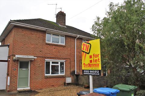 2 bedroom terraced house for sale - MILNE ROAD, BROADSTONE, Poole