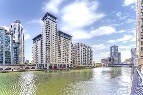 2 bedroom flat to rent - Discovery Dock, Canary Wharf, E14