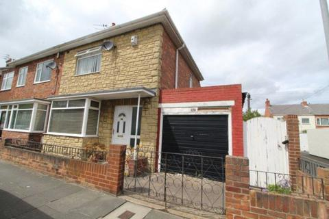 2 bedroom semi-detached house for sale - Beaumont Street, Blyth