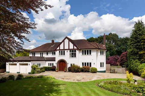 4 bedroom detached house for sale - Overlooking Mere Golf course, Mere