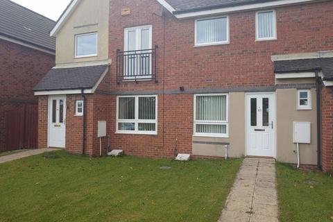 2 bedroom terraced house for sale - Hindmarsh Drive, Ashington