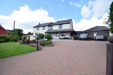 4 bedroom detached house for sale - Stray Leaves, Heol Spencer, Coity, Bridgend, CF35 6AT