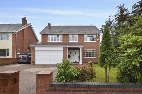 4 bedroom detached house for sale - Upton Bridle Path, Farnworth