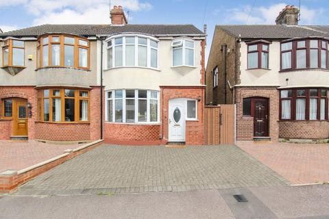 3 bedroom semi-detached house for sale - Shakespeare Road, Luton