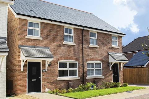 2 bedroom semi-detached house for sale - Plot 47, Beeley at Southbourne Fields, Alfrey Close PO10