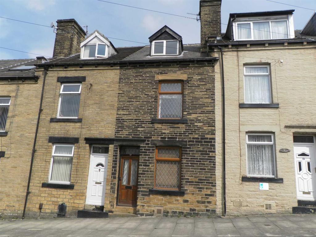 4 Bedrooms Terraced House for sale in Plimsoll Street, East Bowling, BD4 7JH