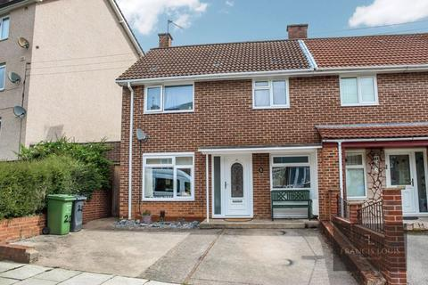 3 bedroom end of terrace house for sale - King Arthurs Road, Exeter