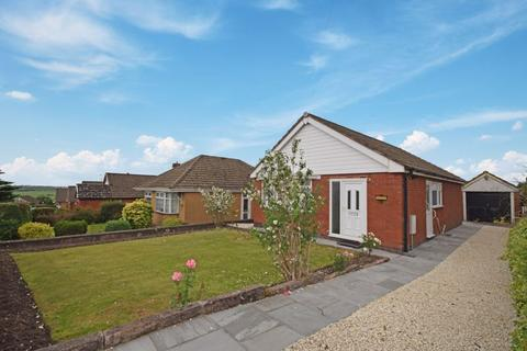 2 bedroom detached bungalow for sale - Lingfield Avenue,Brown Edge, Stoke-On-Trent.
