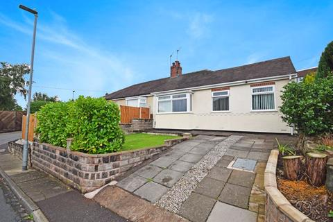 2 bedroom semi-detached bungalow for sale - Almar Place, Chell, Stoke-On-Trent.