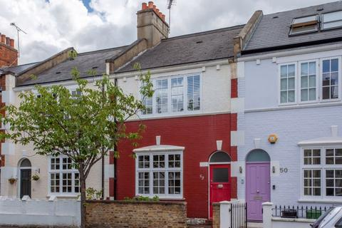 4 bedroom terraced house for sale - Racton Road, Fulham