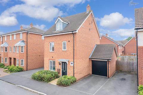 4 bedroom link detached house for sale - Shropshire Drive, Stoke Village, Coventry, CV3 1PH
