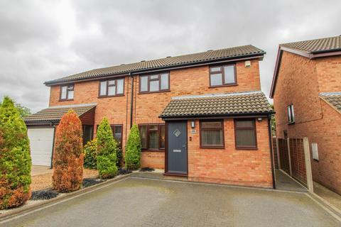 3 bedroom semi-detached house for sale - Chapman Close, Potton, Sandy, SG19