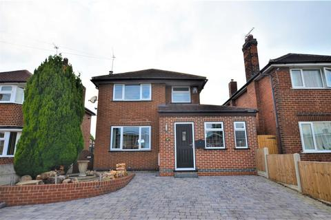 3 bedroom detached house for sale - Greenland Avenue, Mackworth, Derby
