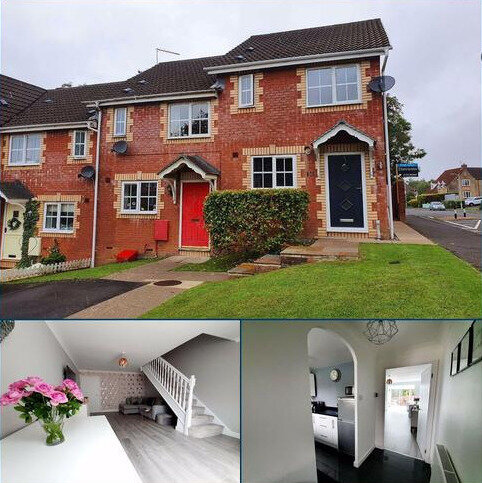 2 bedroom end of terrace house for sale - Clos Ger Y Maes, Tircoed Forest Village, SWANSEA