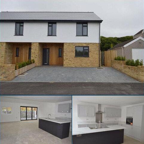 3 bedroom semi-detached house for sale - Morris Terrace, LLewitha, Swansea