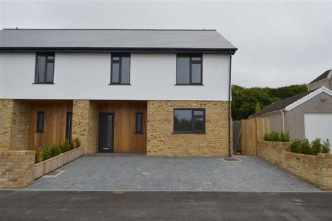 3 bedroom semi-detached house for sale - Morris Terrace, LLewitha, Swansea