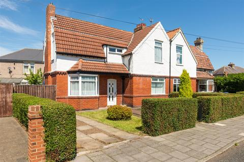 3 bedroom semi-detached house for sale - Rosewood Crescent, Walkerville, Newcastle Upon Tyne