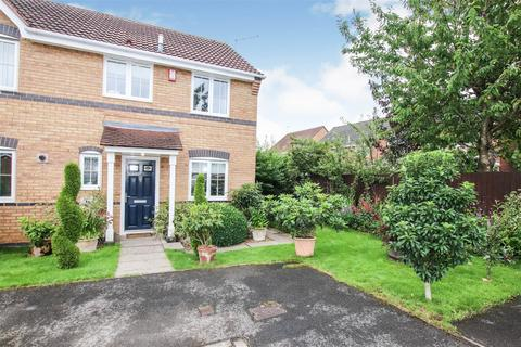 3 bedroom townhouse for sale - Chatsworth Park Avenue, Hanford, Stoke-On-Trent