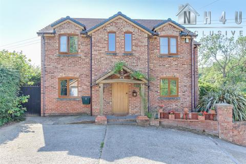 4 bedroom detached house for sale - Alltami Road, Alltami, Mold