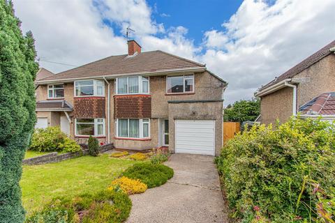 3 bedroom semi-detached house for sale - Ravenscourt Close, Penylan, Cardiff