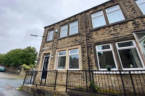 2 bedroom end of terrace house for sale - Station Lane, Golcar, Huddersfield