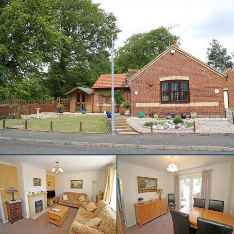 3 bedroom detached bungalow for sale - Blackthorne Avenue, Holt NR25