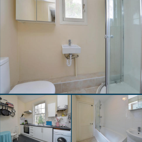 1 bedroom flat to rent - Greenland Road, Camden Town, London NW1