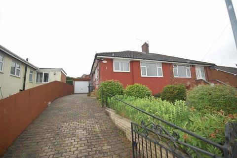 2 bedroom semi-detached bungalow for sale - Squirrel Walk, Staincliffe, Dewsbury, WF13