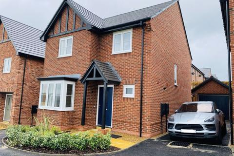 4 bedroom detached house to rent - Lapwing Lane, Congleton