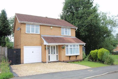 4 bedroom detached house for sale - Blackthorn Road, Glenfield