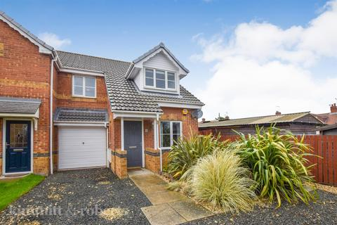 3 bedroom semi-detached house for sale - St. Helens Drive, Seaham