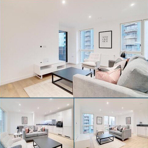 2 bedroom apartment to rent - Legacy Wharf, Stratford E15