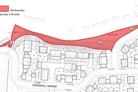 Land for sale - Thornhill Avenue, Belper, Derbyshire, DE56 1SH