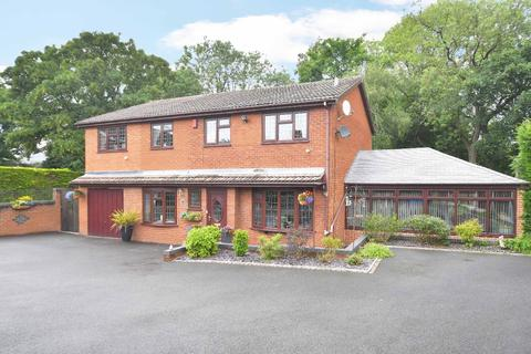 4 bedroom detached house for sale - Goms Mill Road, Blurton, ST3 4BP