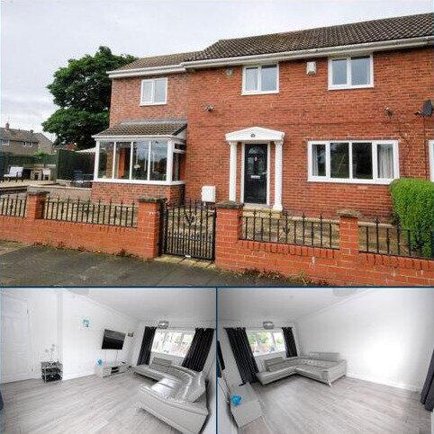 3 bedroom semi-detached house for sale - Grassbanks, Leam Lane