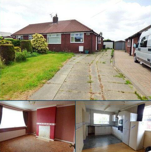 2 bedroom bungalow for sale - Surrey Avenue, Shaw, Oldham, Greater Manchester, OL2