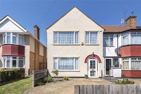 3 bedroom end of terrace house for sale - Victoria Avenue, Hillingdon, Middlesex, UB10