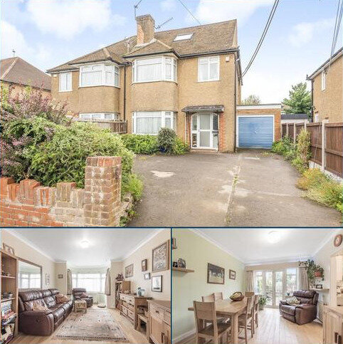 4 bedroom semi-detached house for sale - High Wycombe, Buckinghamshire, HP12
