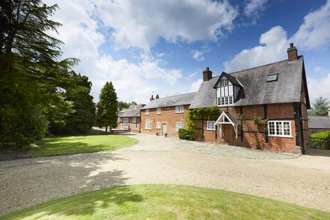 5 bedroom detached house for sale - Walnut Farm, Uppingham Road, East Norton