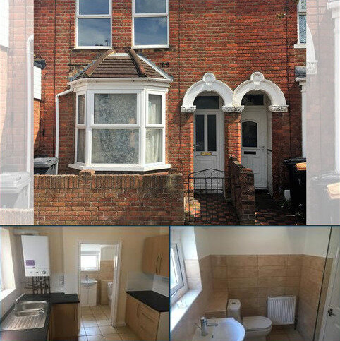 3 bedroom terraced house to rent - Coventry Road, Bedford MK40