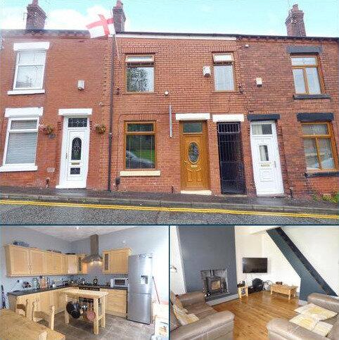 3 bedroom terraced house for sale - Burton Street, Middleton, Manchester, M24