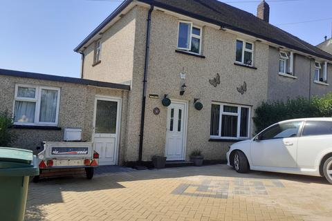 2 bedroom semi-detached house for sale - Mountain View, Brymbo, Wrexham, LL11