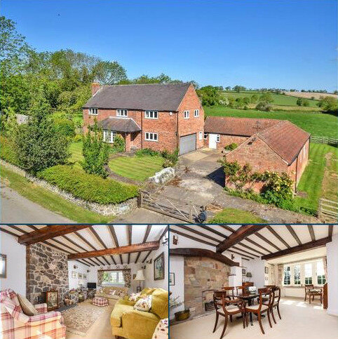 4 bedroom detached house for sale - Longcliffe Hill, Old Dalby, Melton Mowbray