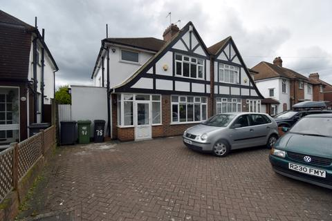 3 bedroom semi-detached house to rent - Allerford Road London SE6