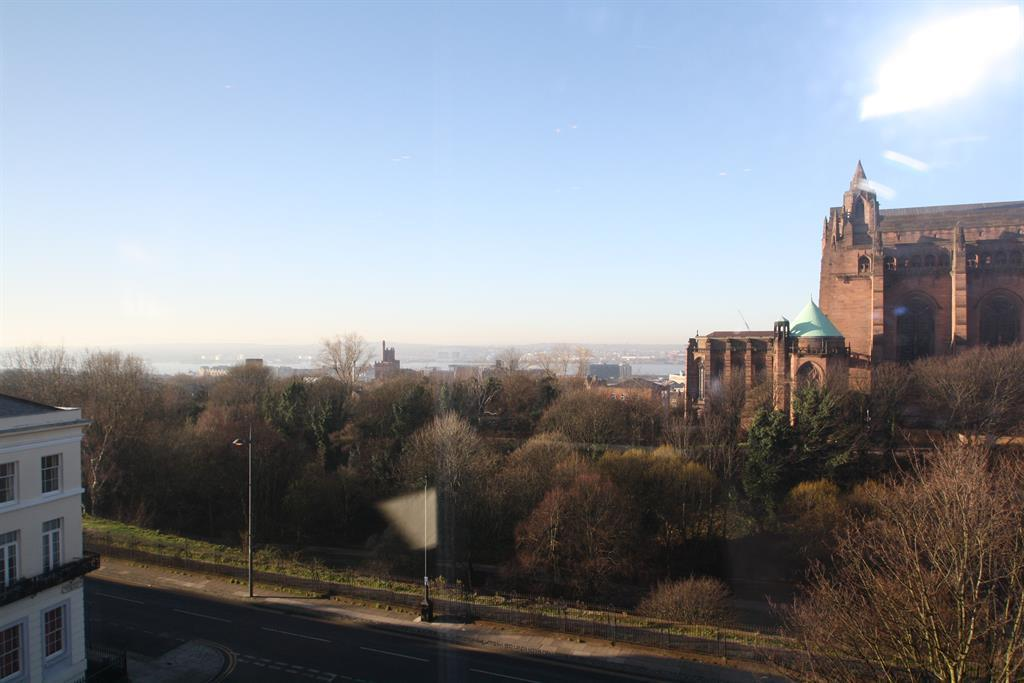 Views over cathedral