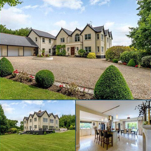 6 bedroom detached house for sale - Pen-y-Turnpike Road, Dinas Powys, Vale Of Glamorgan, CF64