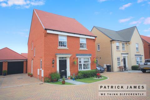 4 bedroom detached house for sale - Barley Meadows, Southminster
