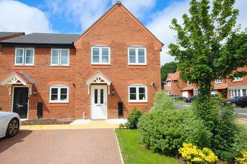 3 bedroom semi-detached house for sale - Iris Rise, Cuddington, Cheshire, CW8