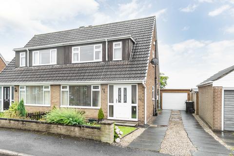 2 bedroom semi-detached house for sale - Norfolk Close, Oulton, Leeds LS26